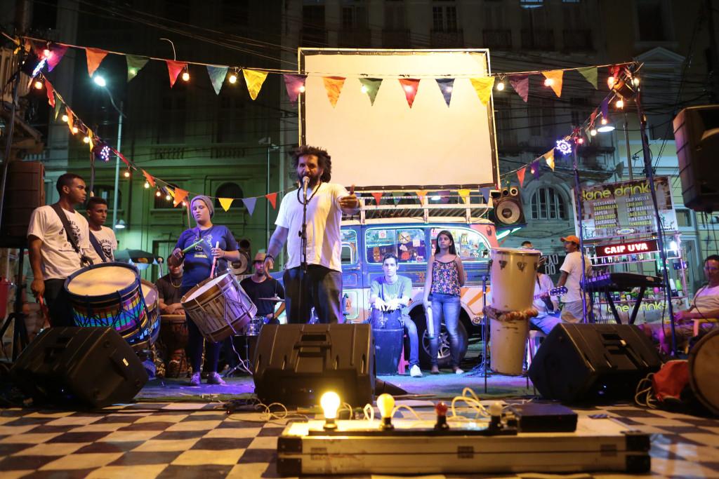 Grupo Bongar Foto: Rafael Medeiros