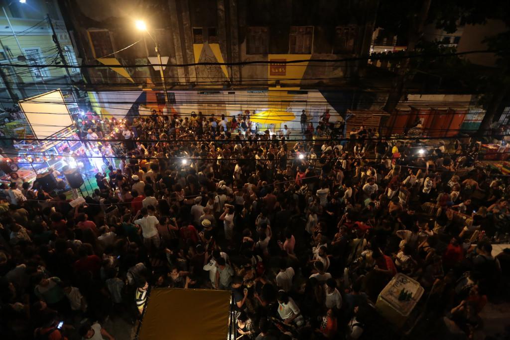 Parte do UTC Recife, o Urban Jam consistiu na ocupação da Rua Domingos José Martins durante todo o encontro, com debates, protestos, apresentações musicais, instalações artísticas e outras atividades, envolvendo os participantes e moradores da rua e da cidade.